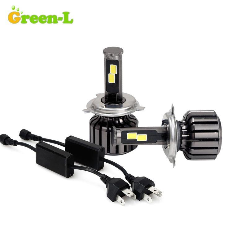 90W 9000LM Imported Double COB LED Car Auto Headlight Conversion Kit DRL Fog Lamp H1 H3 H4 Hi/Lo H7 H11 9005 9006 9012 H13 9007