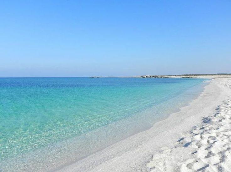 Spiagge di quarzo del Sinis : Camping is aruttas | Camping Is Aruttas : in Sardegna
