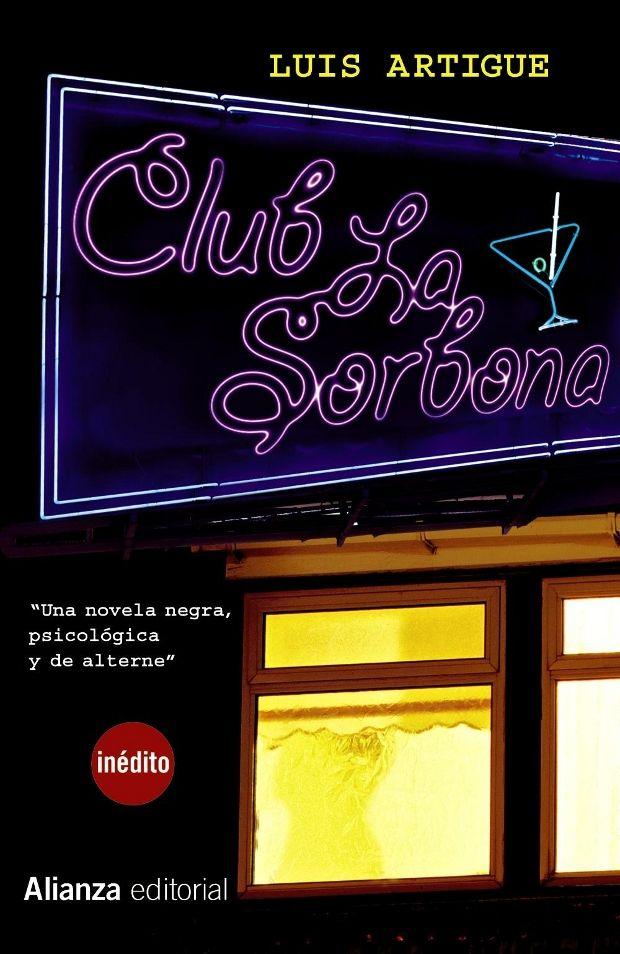 Luis Artigue: Club La Sorbona