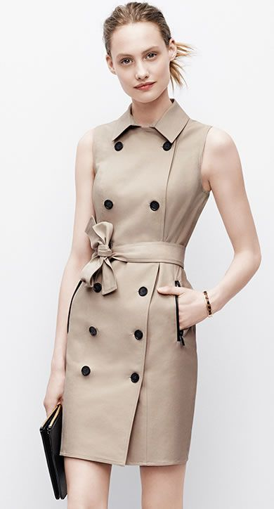 Ann Taylor Dress, must have look for fall!