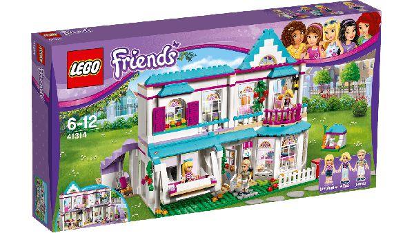 Casa - Lego Friends - Lego - Sets de Construcción - Sets de Construcción JulioCepeda.com