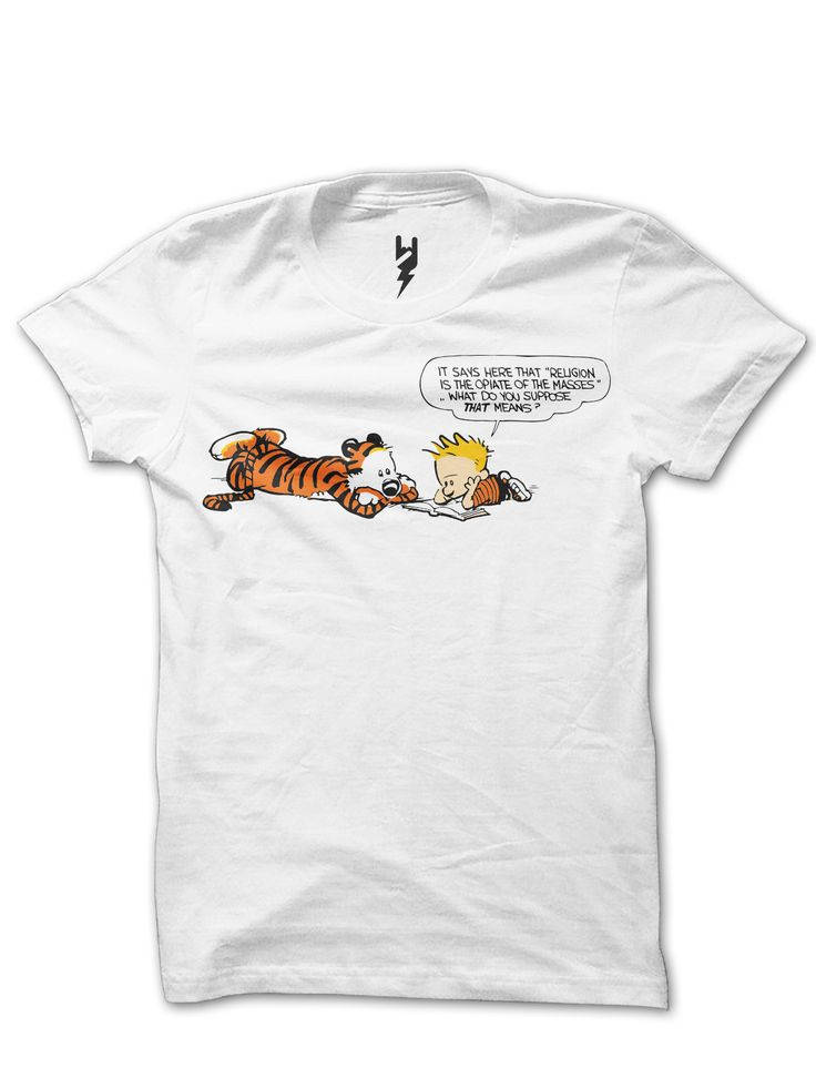 What's Opiate - Clavin And Hobbes from XTEAS  Opiate are medicines with effects similar to opium. Something that causes people to ignore problems and to relax instead of doing things that need to be done - A Calvin And Hobbes Comic Strip Tribute T-Shirt