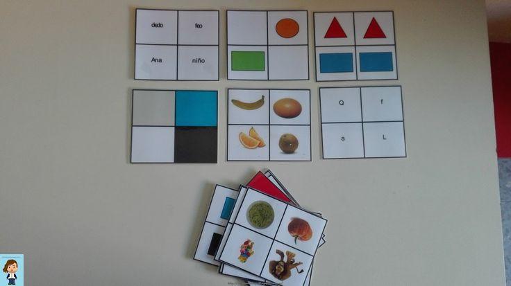El juego consta de varias tarjetas de dificultad creciente.         Para…