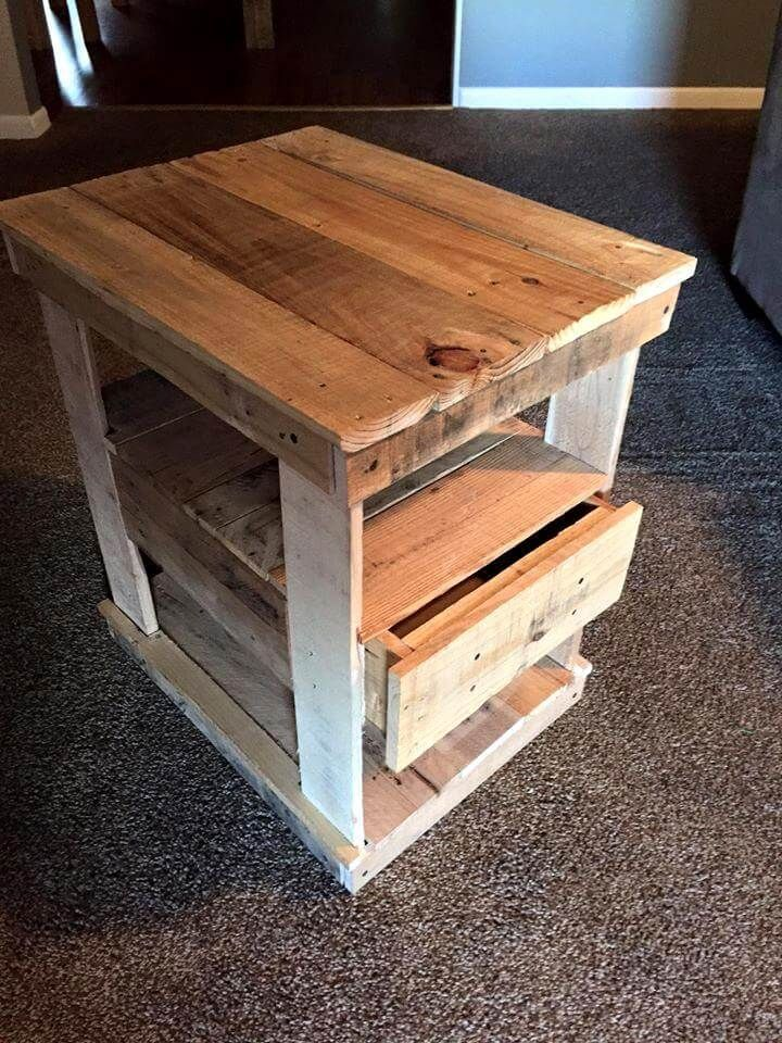 45 Easiest Pallet Projects You Can Build With Wood Pallets Wood