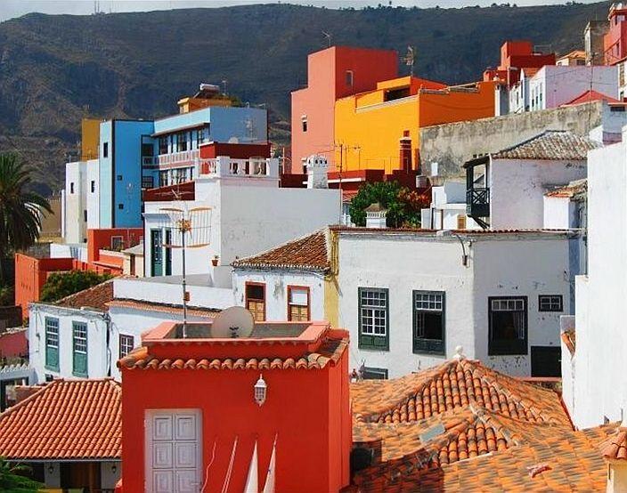 Santa Cruz de La Palma, een kleurrijk stadje
