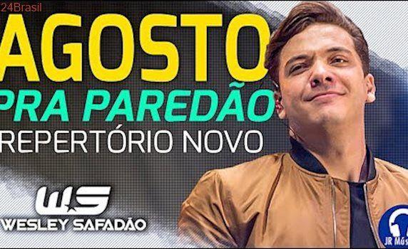 Wesley Safadão - Pra Paredão - Agosto 2017 - Repertório Novo
