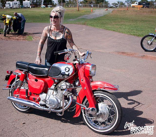Honda dream motorcycle history report