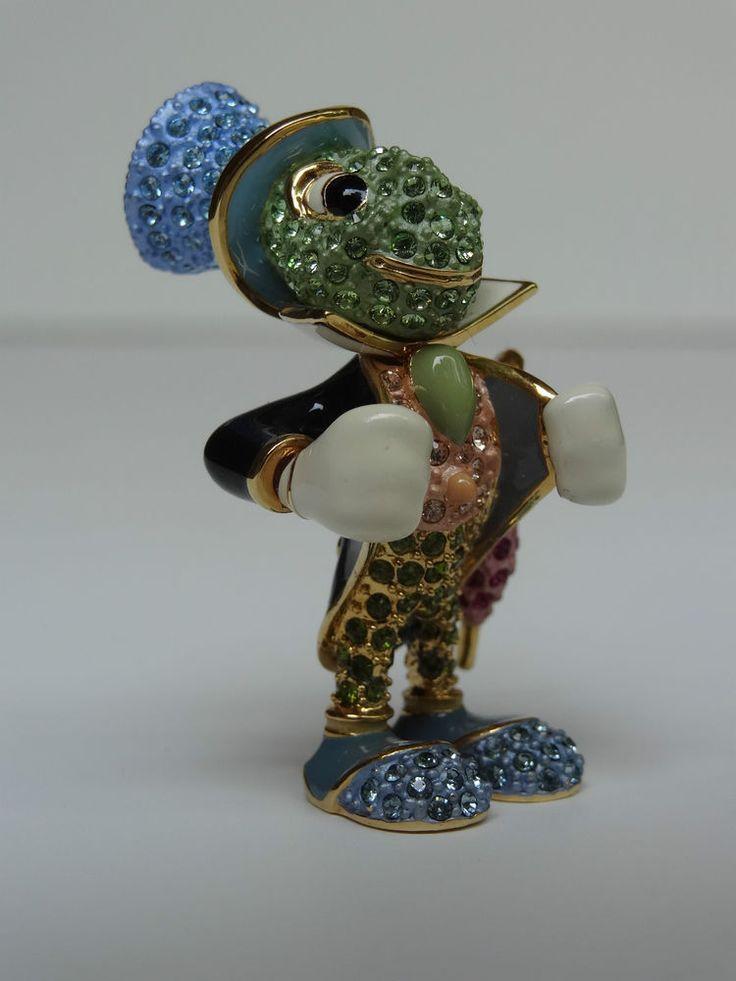 Jiminy Cricket Collection Swarovski
