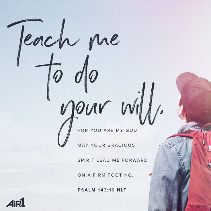How does God shape and mold you? Does He lead you best through family, friends, or perhaps your church? Share in the comments! #VOTD #Bible