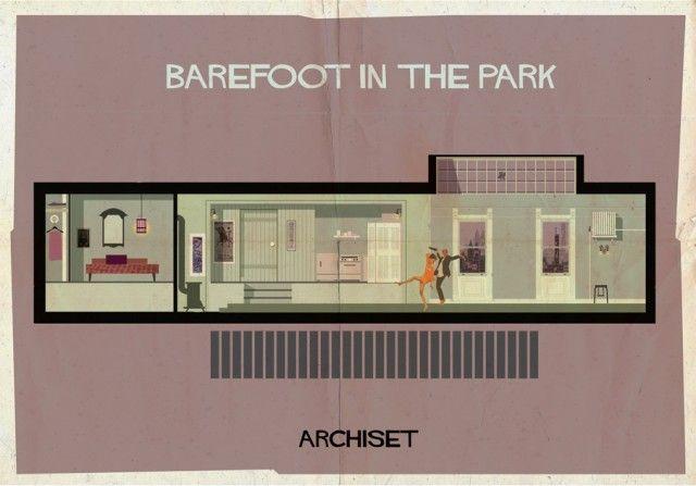 Barefoot in the Park // Descalzos por el parque