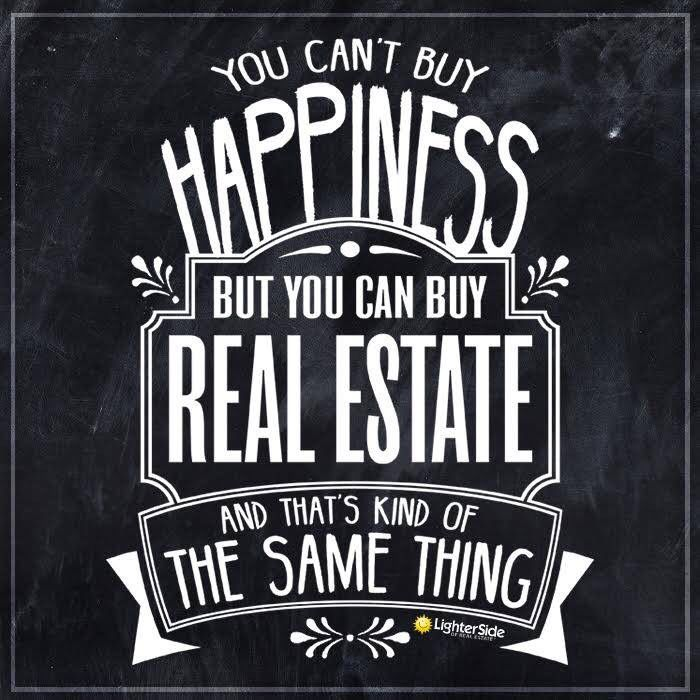 Happiness depends on your Realtoru0027s ability to