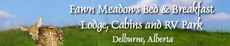 Fawn Meadows Lodge B and RV Park Rates & Conditions