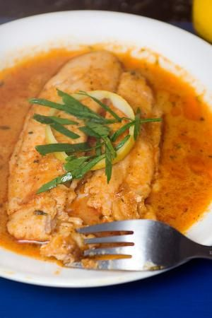 Fish Fillets in Spicy and Citrusy Sauce FishFillets_ChileLemonSauce.jpg - Nancy Lopez-McHugh