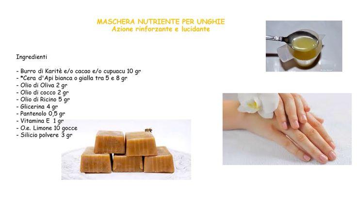 trattamento unghie