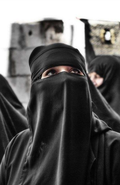 niqab<3