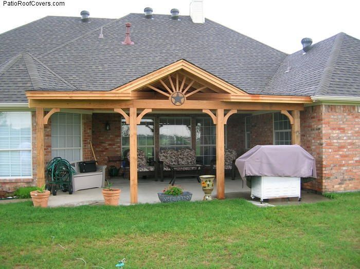 Best covered patio design ideas patio design 135 for Patio roof plans