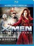 X-Men: The Last Stand [Blu-ray/DVD] [Includes Digital Copy] [UltraViolet] [Movie Money] [2006]