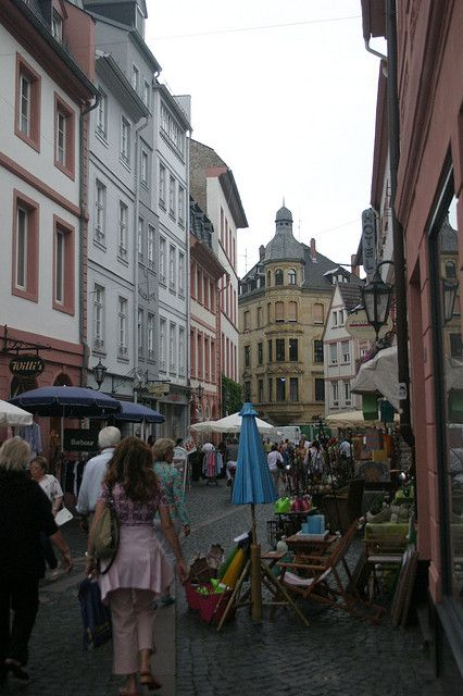 Elegant Mainz Germany To learn more about Mainz Rheinhessen click here http