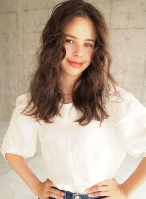 外国人風 ★ フレンチ HAIR 【LOAVE AOYAMA】 http://beautynavi.woman.excite.co.jp/salon/26916?pint  ≪ #longhair #longstyle #longhairstyle #hairstyle ・ロング・ヘアスタイル・髪型・髪形・セミロング≫