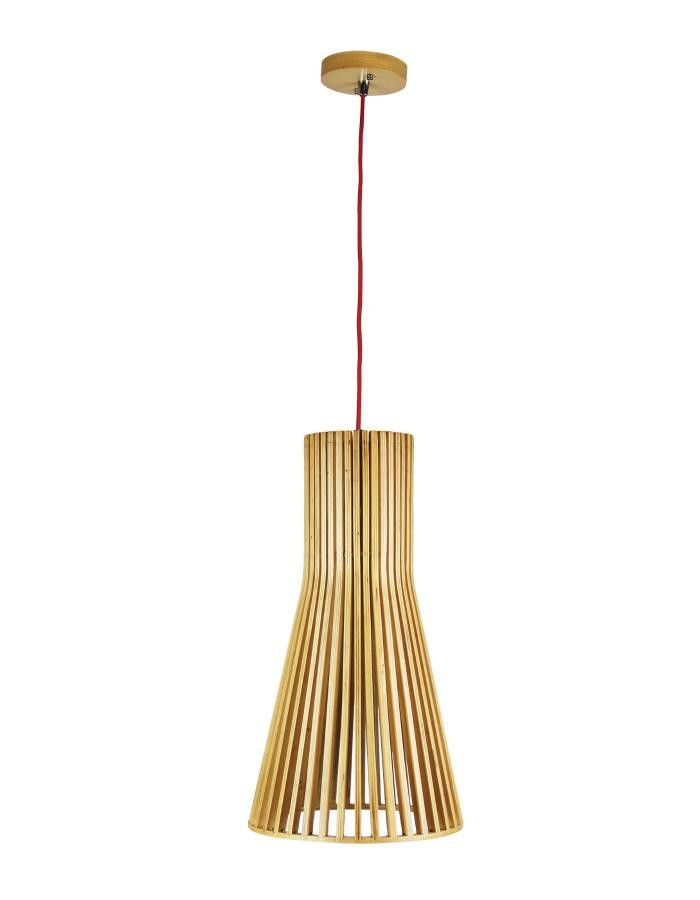 Nord Timber Pendant Light - Chic Chandeliers
