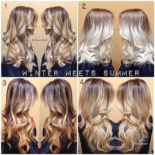 Осветляем волосы на два-три тона с помощью... корицы