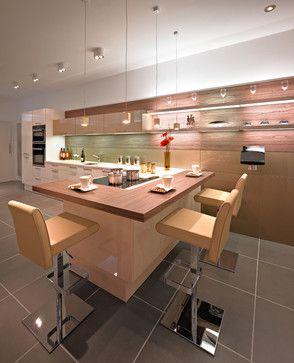 poggenpohl modern kitchen in neutral shades