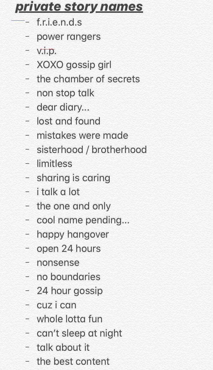 Aesthetic Instagram Usernames 2020