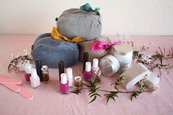 Bridesmaid Kits DIY | Oh Happy Day