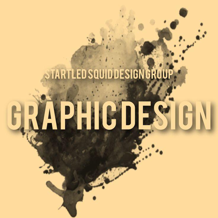 Startled Squid Graphic Design Album Cover for Pinterest www.startledsquid.com