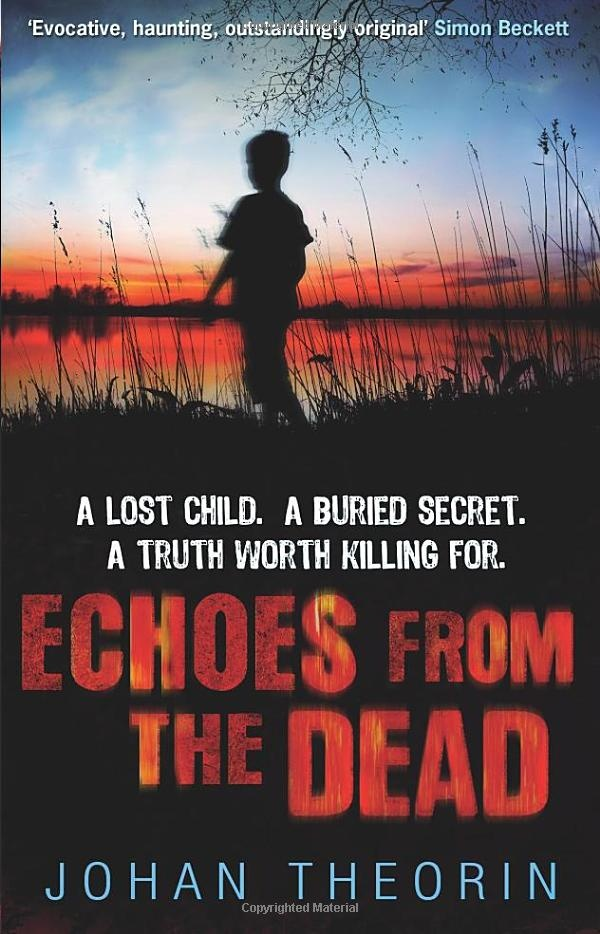 Echoes From The Dead By Johan Theorin Echo Room Book Books To Read