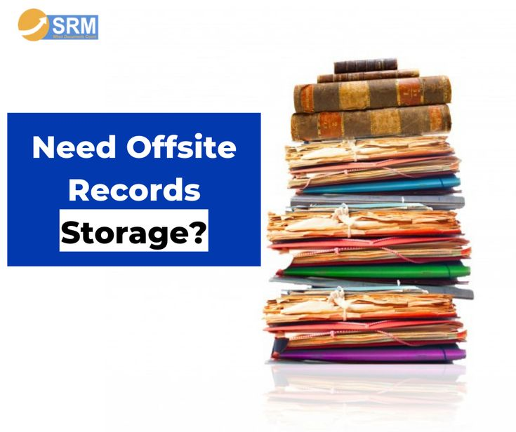 Let us help you find the right document storage solution