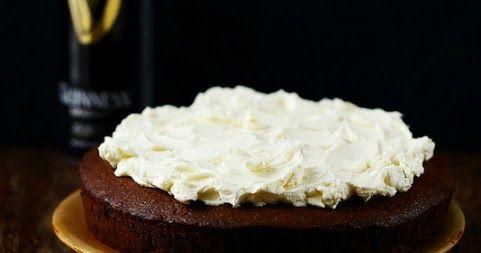 Gâteau au chocolat et à la bière (Guinness chocolate cake)