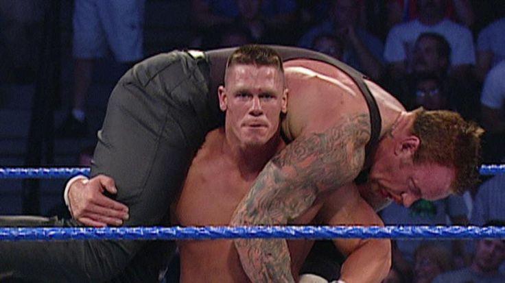 wwe jone cena vs undertaker