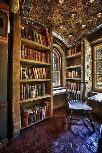 Books, Libraries, Reading Spaces, etc.