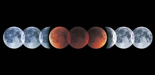 Total Lunar Eclipse - next one will be in 2014