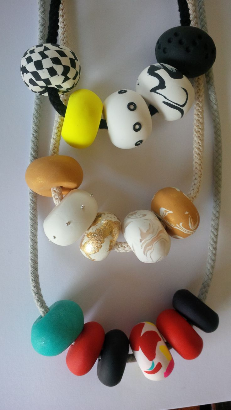 Bookmark www.mareablue.com.au this beauties will be available soon. #claynecklaces, #necklaces, #maxibeads, #createdinshoalhaven