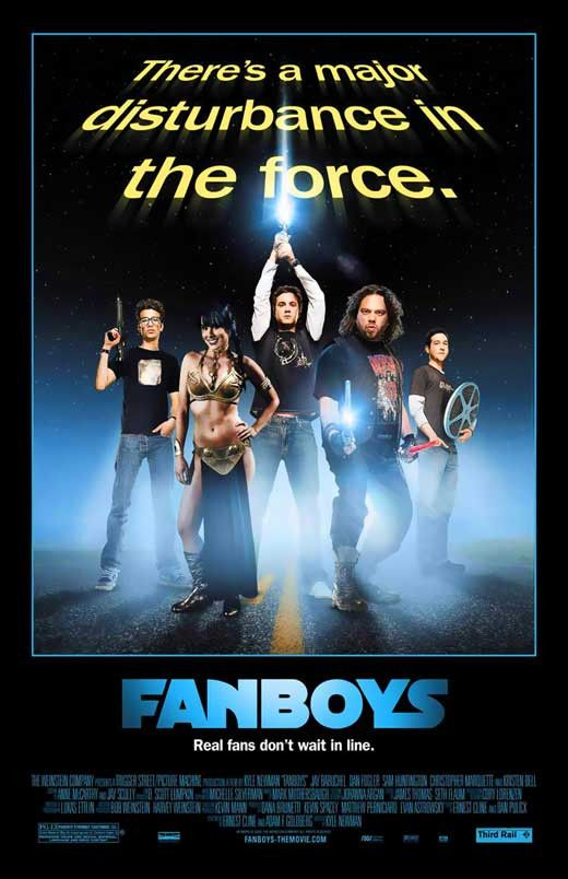 Fanboys 11x17 Movie Poster (2008)