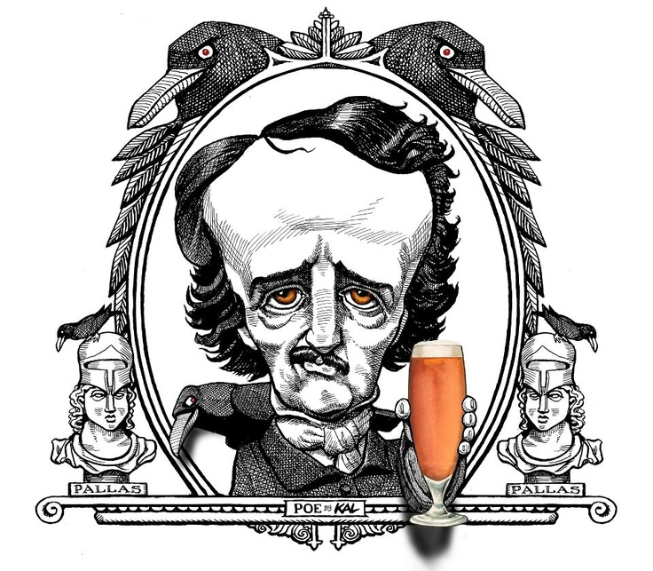 langston vs edgar allan poe Find helpful customer reviews and review ratings for edgar allan poe (great american poets) at amazoncom read honest and unbiased product reviews from our users.