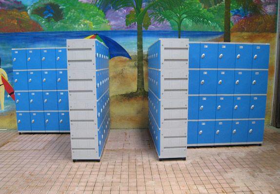 Interloc :: ABS Plastic Lockers