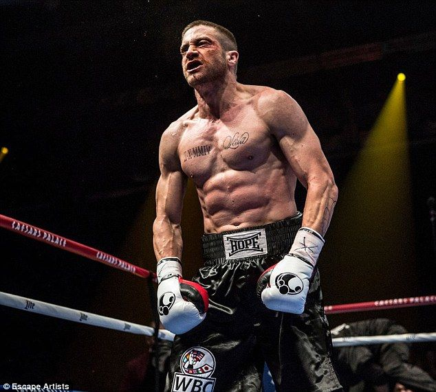 35. Southpaw - July 24, 2015 - Stars: Rachel McAdams, Jake Gyllenhaal, Forest Whitaker. - A boxer fights his way to the top, only to find his life falling apart around him. - DRAMA / SPORT - © The Weinstein Company