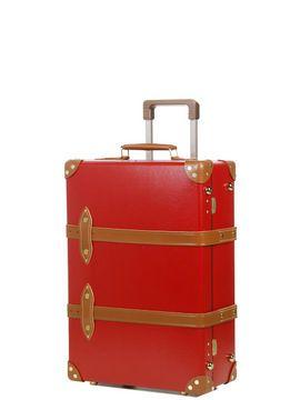 Valise cabine rigide Centenary 58 cm Red