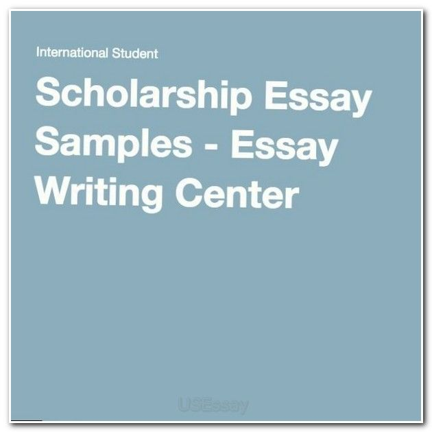 format for writing an essay