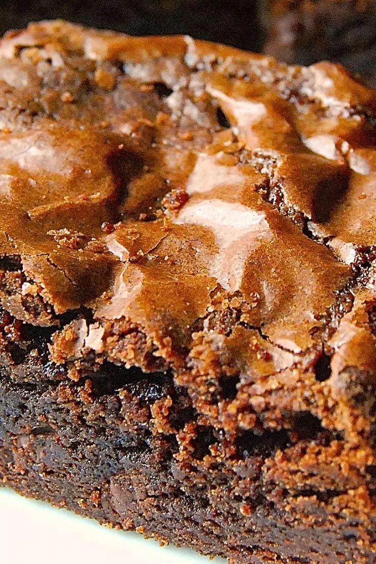1000+ ideas about Fudgy Brownies on Pinterest | Brownies, Brownie ...