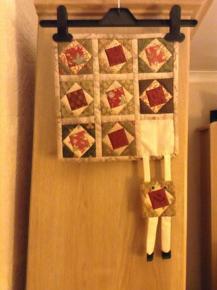Made For A Quilty Friends Birthday The Runaway Block