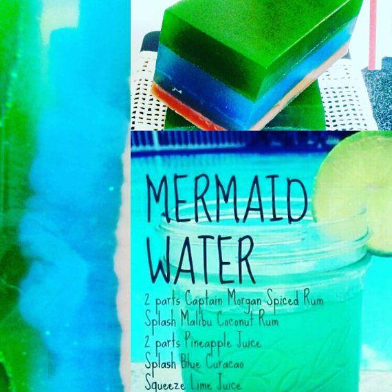 Cats Mermaid Waters Beautiful Vegan Buriti oil based Tropical