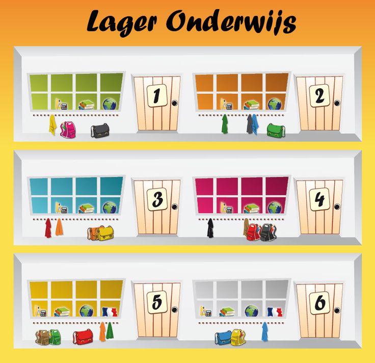 Open Leerhuis - Oefenmateriaal voor het Lager onderwijs (+ kleuter + secundair)