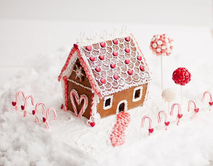 christmas - gingerbread house