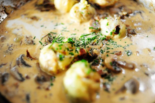 ... chicken farfalle with mushrooms chives chicken amp mushroom risotto