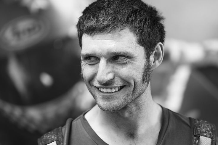 Guy Martin at Classic Motorcycle Mecca in Invercargill, New Zealand.