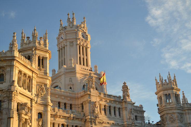 Madrid, olé!